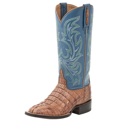 Ladies Lucchese M4945 Lexie Hornback Caiman Tail