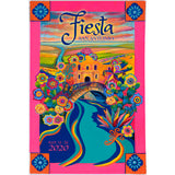 Fiesta Embroidered Isabella Brick