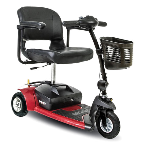 Pride Mobility 3 Wheel Go-Go Ultra X Scooter - FREE Shipping
