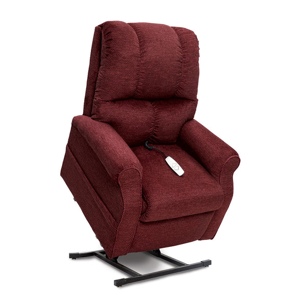 Pride L225 Lift Chair Black Cherry- Guaranteed lowest prices at Medpile.com