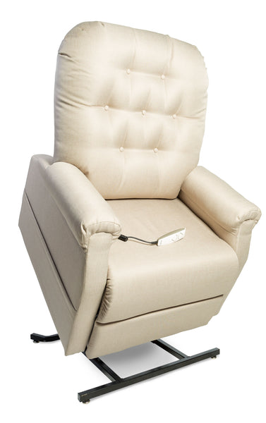 Pride NM-158 Lift Chair - El Camino Ecru - 100% Low Price Guarantee - We will meet or beat any online advertised price - www.Medpile.com