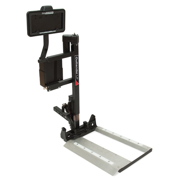 Pride Outlander LP Exterior Vehicle Lift - FREE Shipping