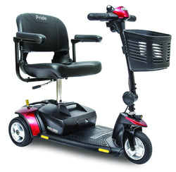 Pride Mobility 3 Wheel Go-Go Elite Traveler Scooter - perfect for someone on the go