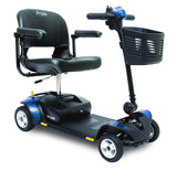 Pride Mobility 4 Wheel Go-Go Elite Traveler Scooter - perfect for someone on the go - FREE Shipping