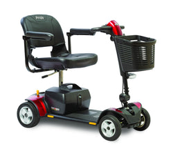 Pride Mobility 4 Wheel Go-Go Elite Traveler Plus Scooter - perfect for someone on the go - FREE Shipping
