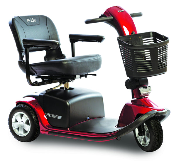 Pride Victory 10 3 Wheel Scooter - call for lowest price