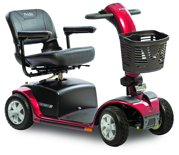 Pride Victory 10 4 Wheel Scooter - call for lowest price