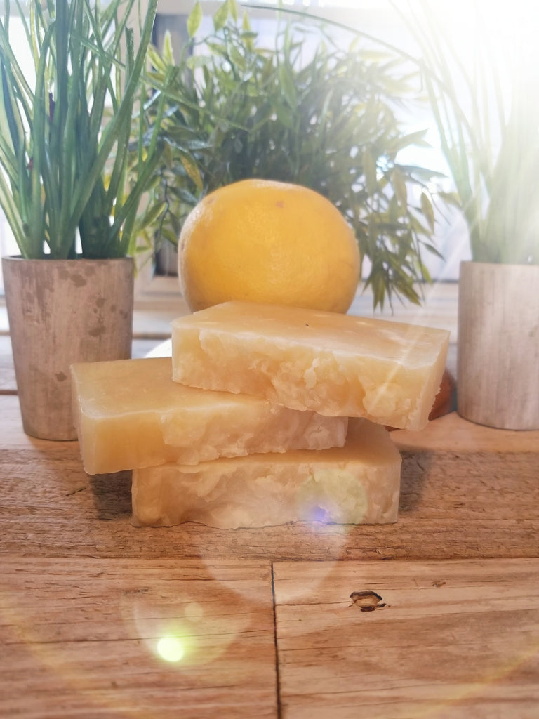 Grapefruit Shea Butter Soap