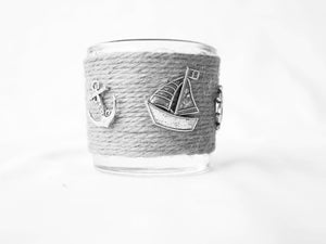 Anchor and Sailboat Scent Holder