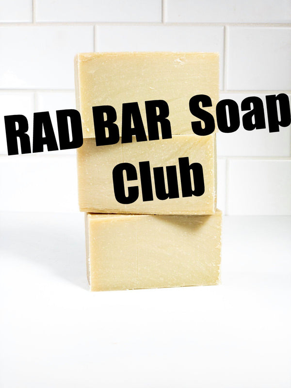 HEMP NATURAL SOAP COMPANY 'RAD' OFFERS DIRECT-TO-CUSTOMER BAR SOAP SUBSCRIPTIONS