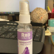 Load image into Gallery viewer, Germzilla LavendeRex 2 oz.