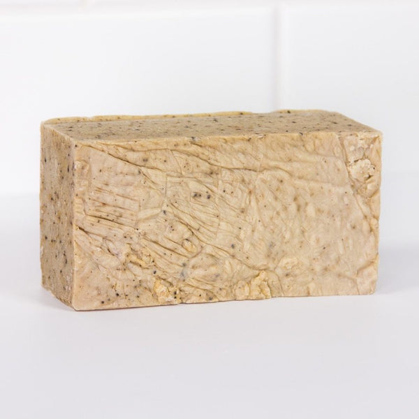 Chaga Exfoliant Natural Body Bar