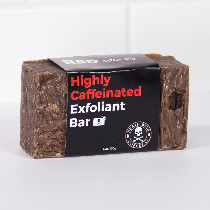 Death Wish Highly Caffeinated Body Bar