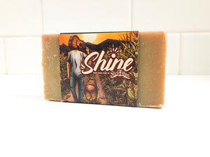 Shine Bar Soap by Stick Figure Music