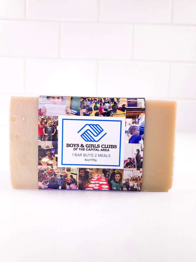 The Boys and Girls Club Bar Soap