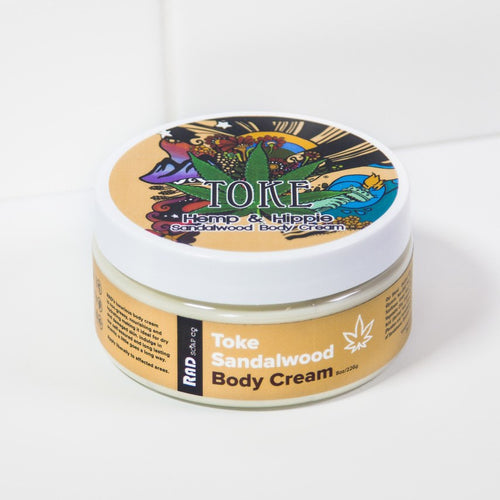 Toke Natural Body Cream