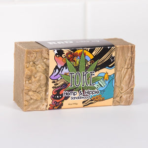 Toke Natural Body Bar