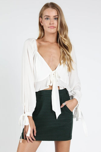 The Betsy Silk Blouse