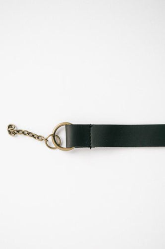 Removable Leather Band - Chain - Gigi Pip
