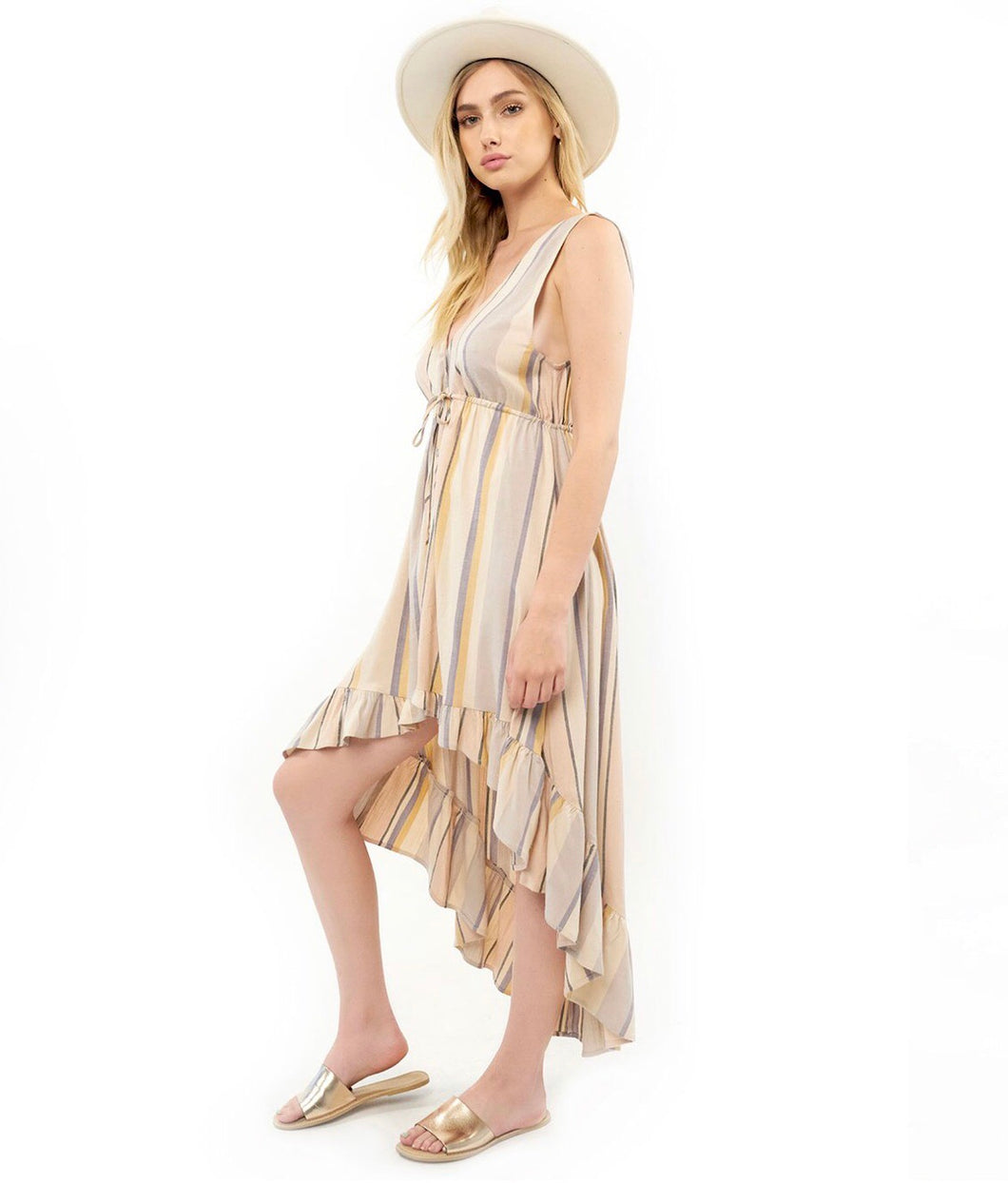 Lovestoned Midi Dress — Saltwater Luxe