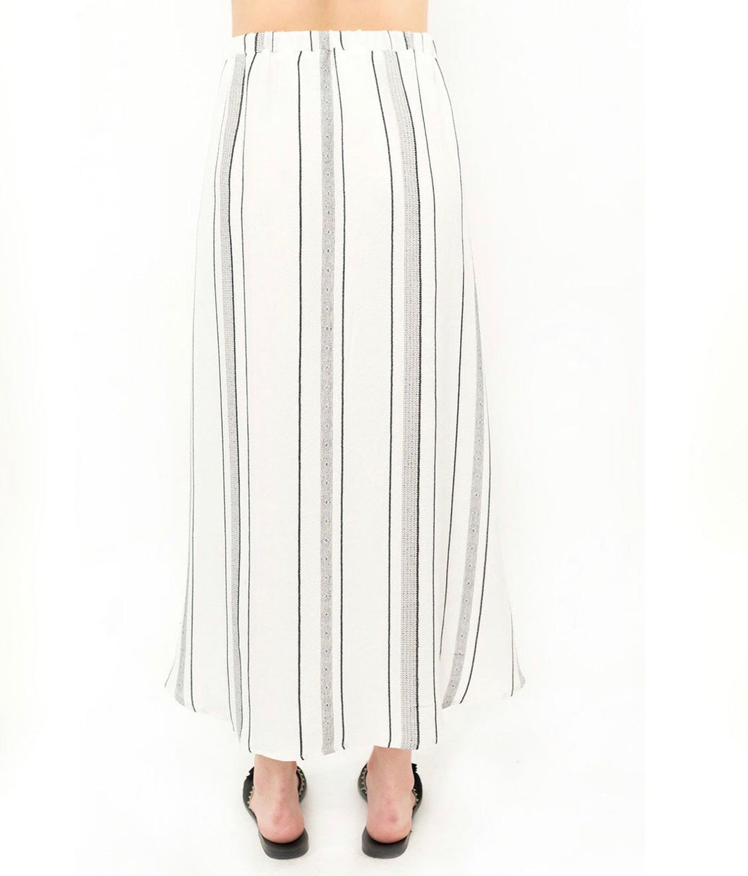 HAVEN MIDI SKIRT — Saltwater Luxe