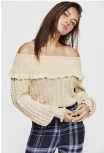Crazy In Love Ruffle -- Free People