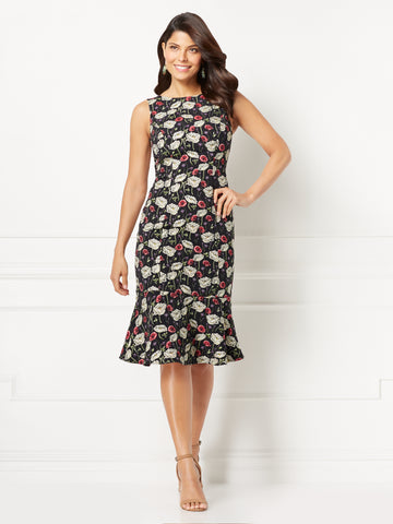 ad3dc07fdd28 New York   Company Eva Mendes Collection - Garcelle Mermaid Dress in Black