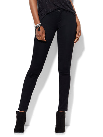 Soho Jeans - SuperStretch Legging in Black
