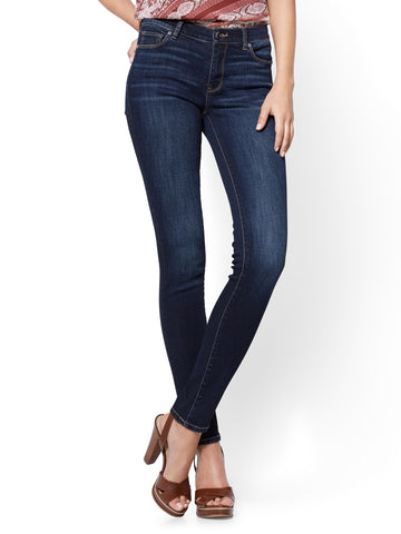 Soho Jeans - Skinny - Blue Tease Wash in Blue Tease Wash