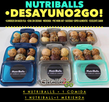 NutriBalls Mixed * (979)