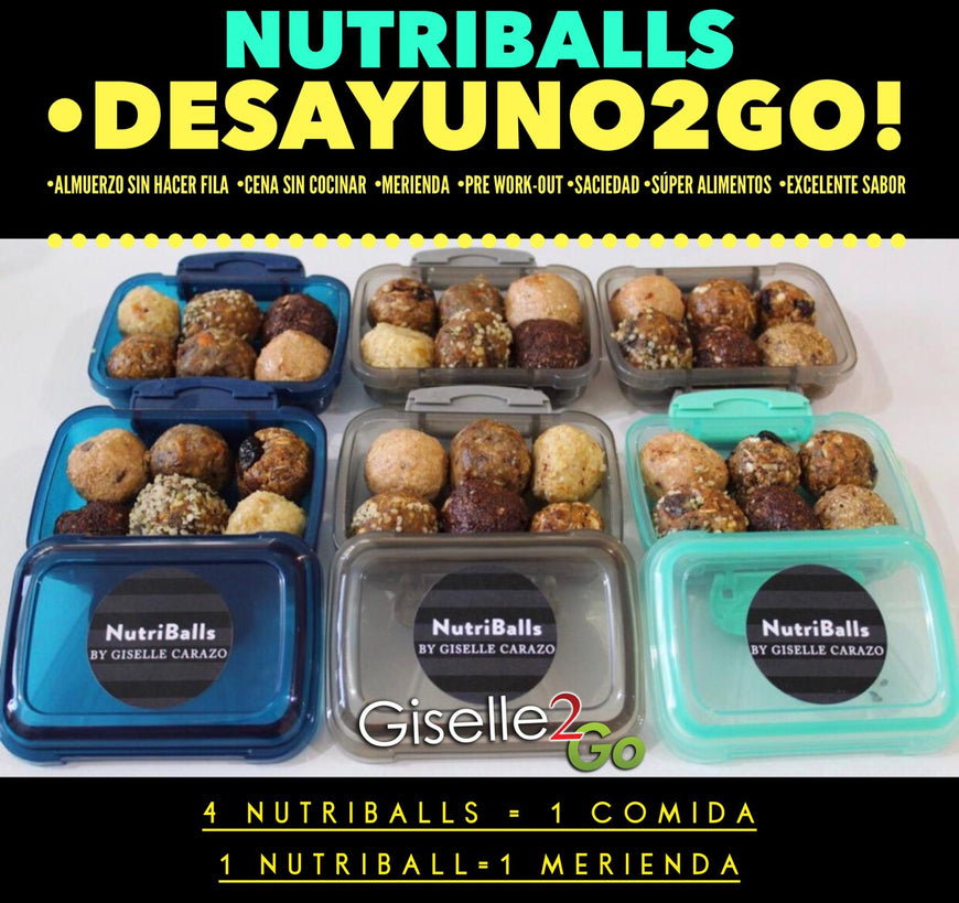 979 Nutriballs Mixed *