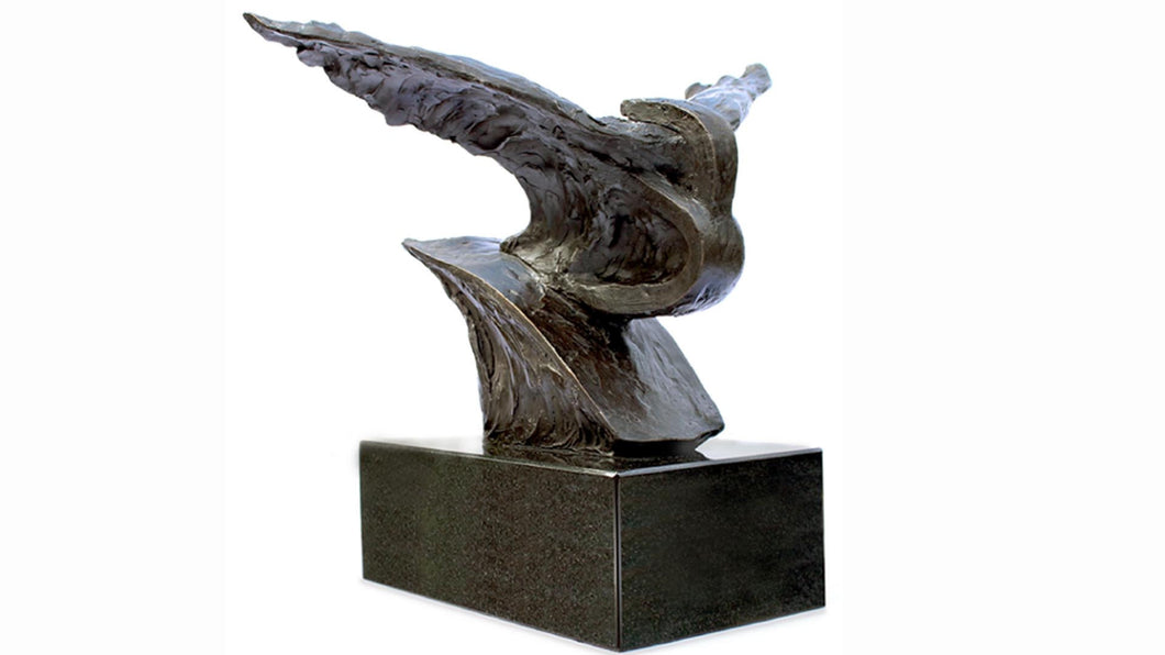 The Flying B Maquette