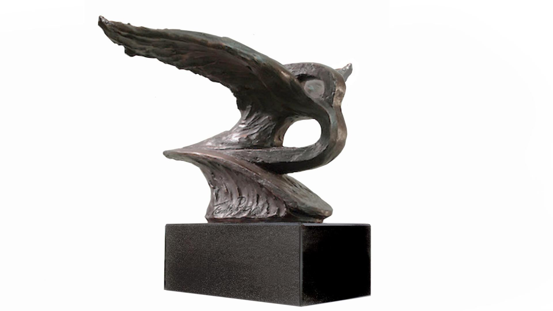 The Flying B Maquette II