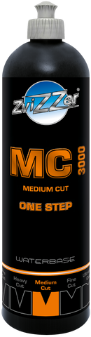 Medium Cut One Step MC3000 - Saconamo