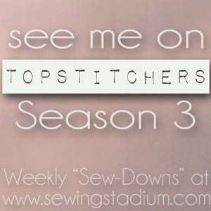 Top Stitchers Season 3 Interview with Kimmie Sew Crazy