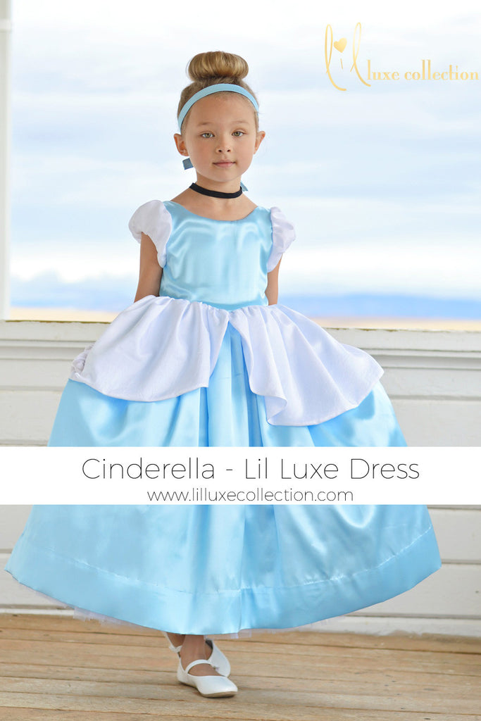 Cinderella Style Lil Luxe Dress