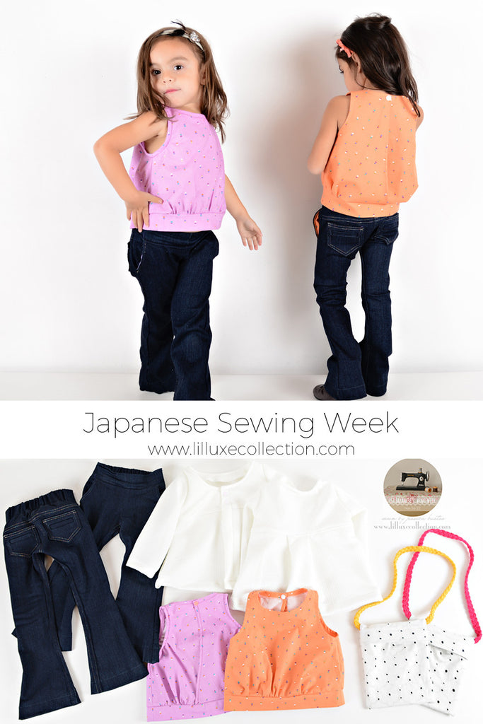 Japanese sewing week