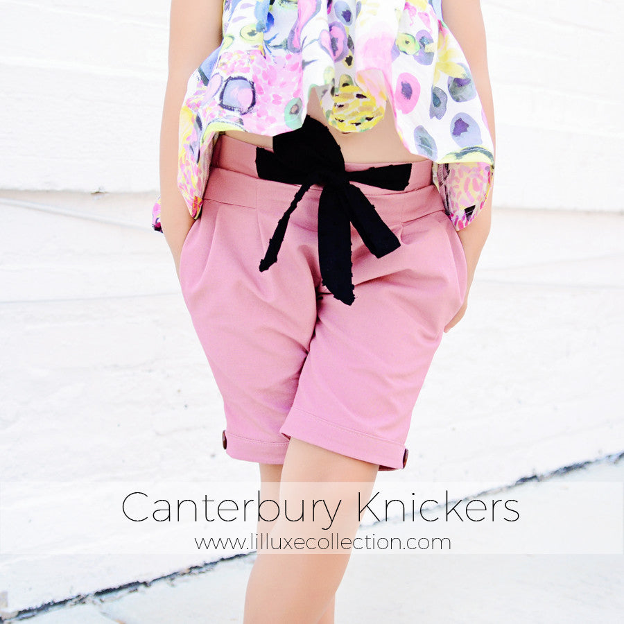 Canterbury Knickers