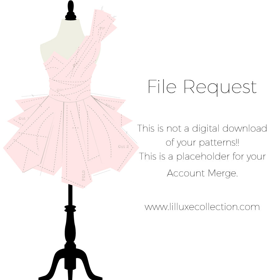 File Request - Account Merge