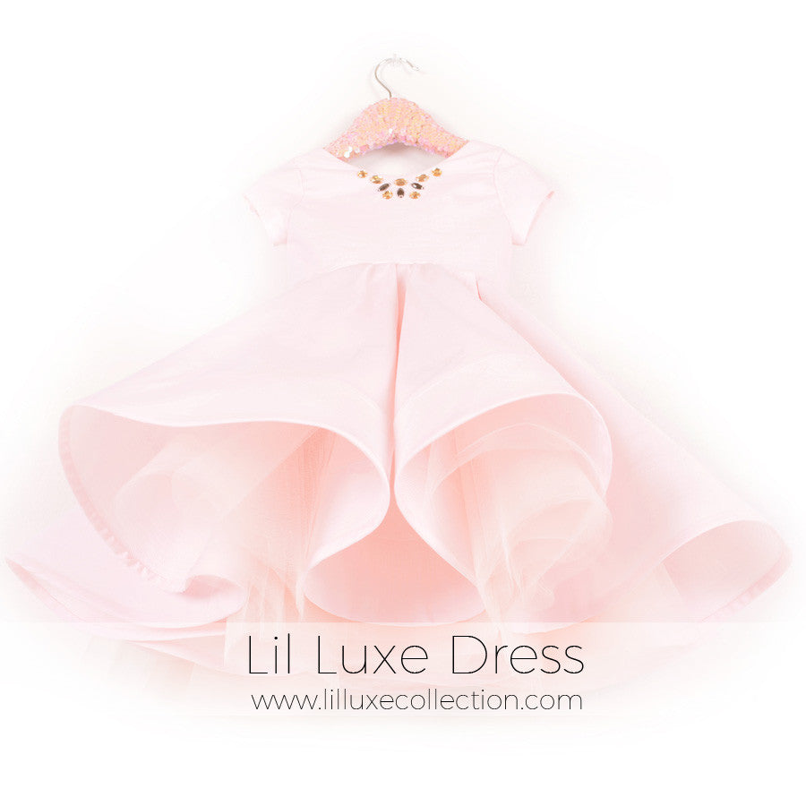Womens Lil Luxe Dress