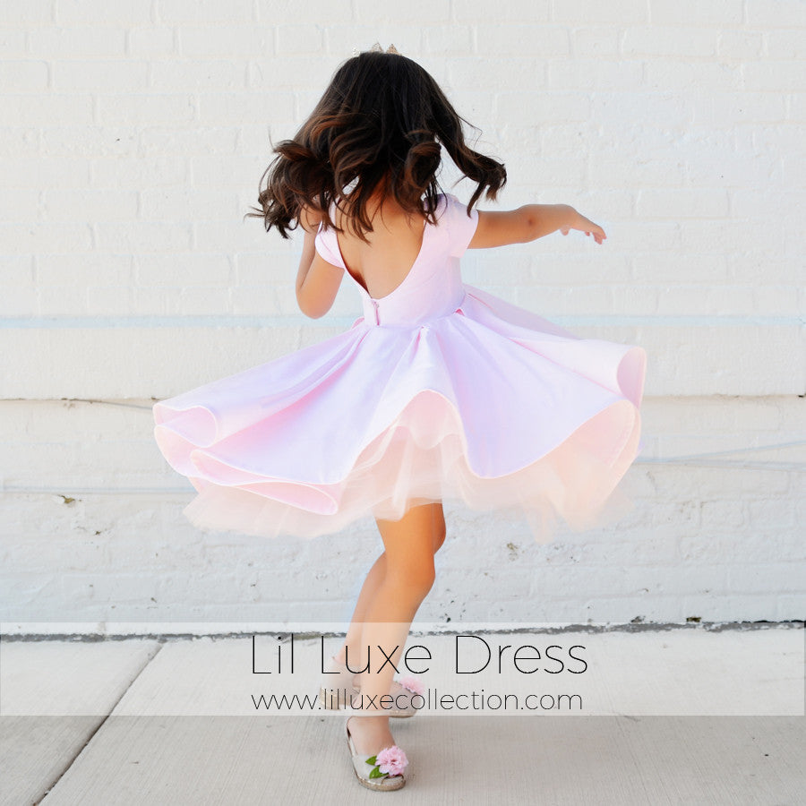 Lil Luxe Dress