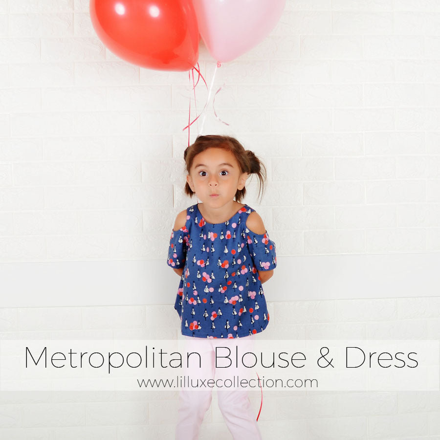 Metropolitan Blouse & Dress