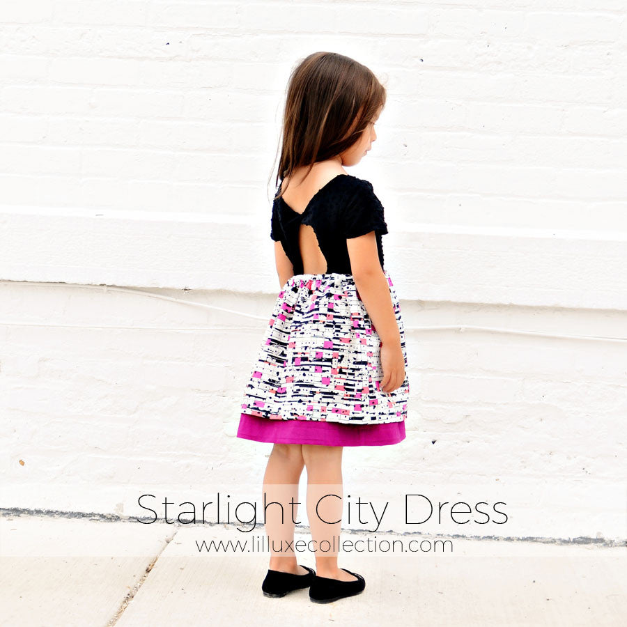 Starlight City Dress
