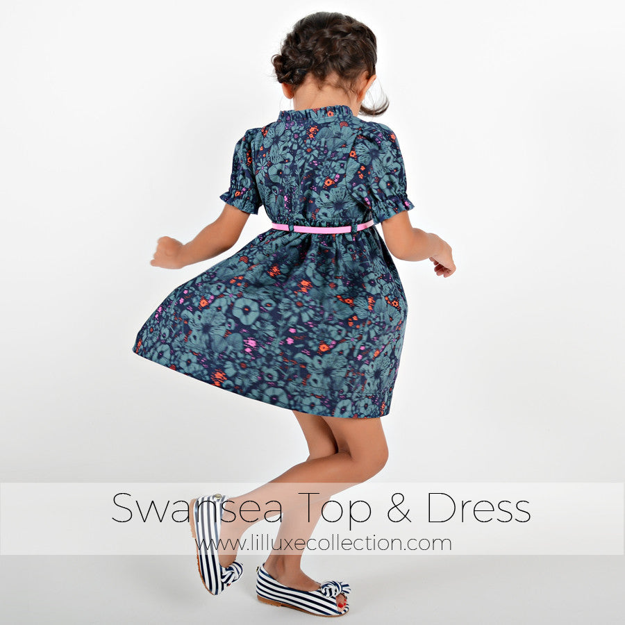 Swansea Top & Dress