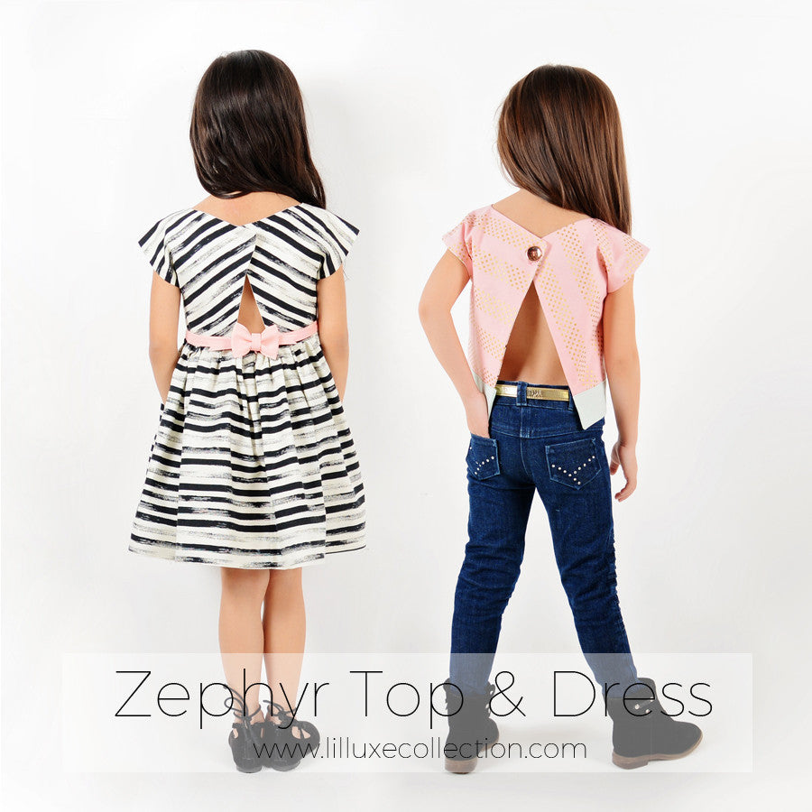 Zephyr Top & Dress