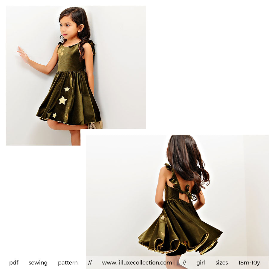 Sonora Dress & Skirt
