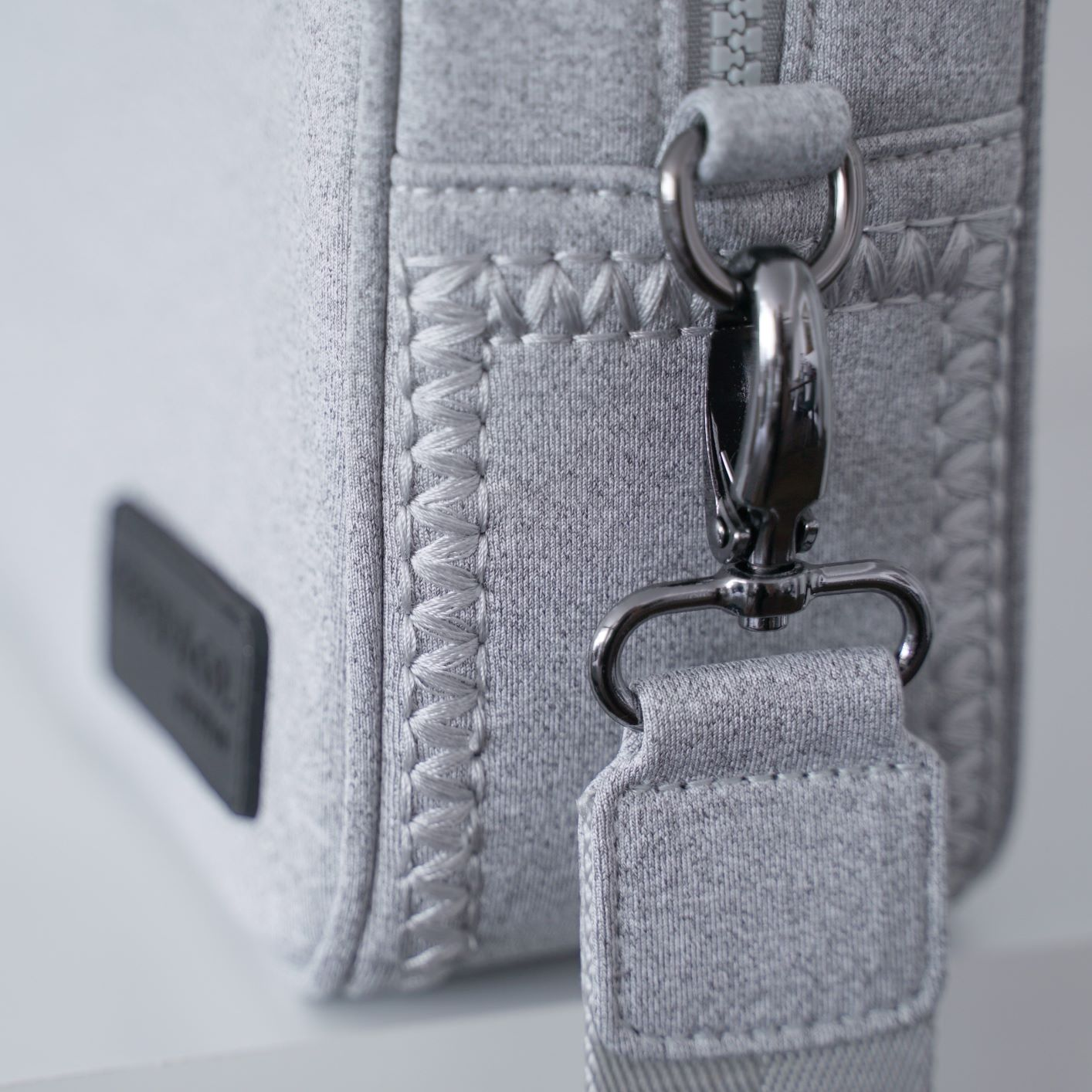 crossbody bag with wide shoulder strap