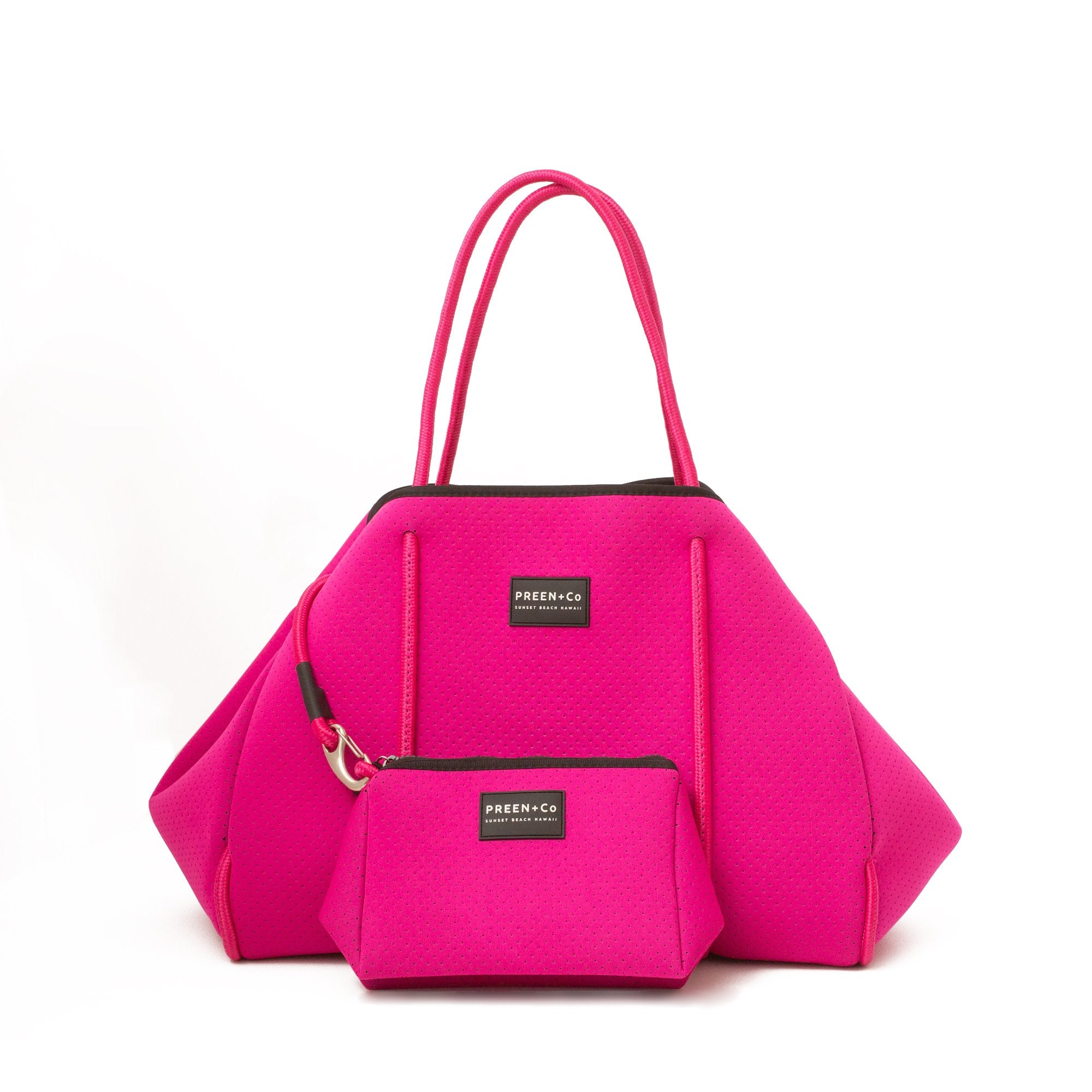The Neo-Preen Tote Pink - PREEN+Co
