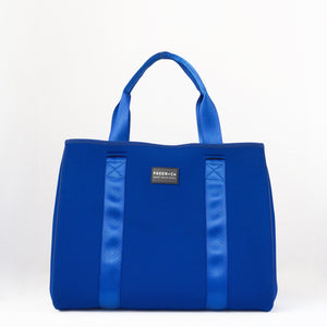 The Oahu Tote Nalu Blue - PREEN&Co
