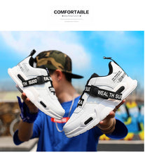 Men's Casual Shoes Breathable Male Mesh Running Shoes Classic Tenis Masculino Shoes Zapatos Hombre Sapatos Sneakers